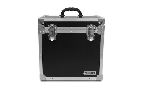 Baú / Case / Maleta / Porta Discos / Lps / Vinil - 50 Un