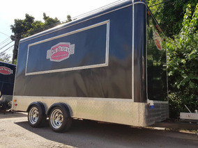 Alquiler - Trailer Americano Gastronómico - Food Truck