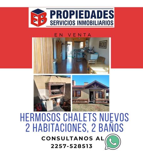 Imagen 1 de 14 de Hermosos Chalets En Ph Nuevo En La Lucila Del Mar