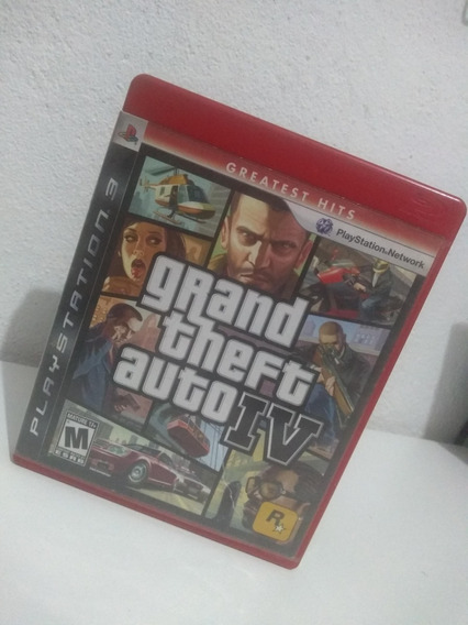 Gta 4 Ps3 Usado