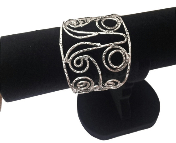 Bracelete Feminino Indiano Prateados