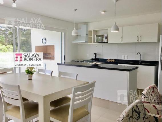 Alquiler Apartamento En Aidy Grill, 2 Dormitorios, 2 Baños, Cochera