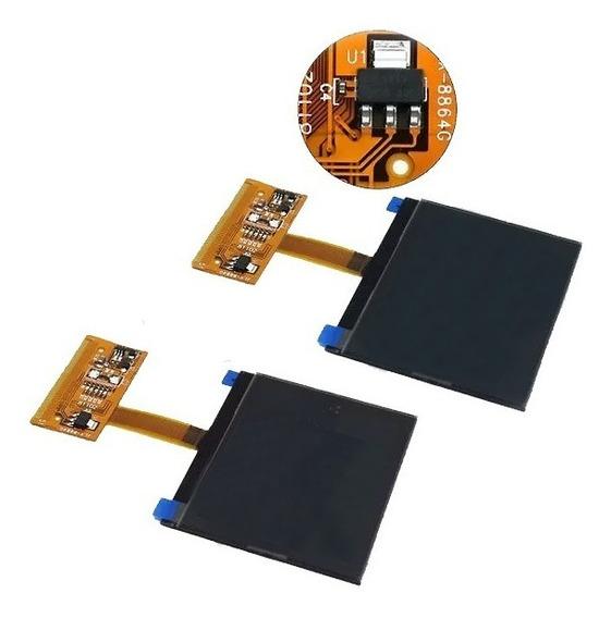 Display Lcd Computador De Bordo Audi Tt, A3, A4, A6, Gol Gti