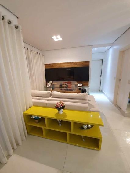 Apartamento Com 2 Dorms, Planalto, São Bernardo Do Campo - R$ 510 Mil, Cod: 220 - V220