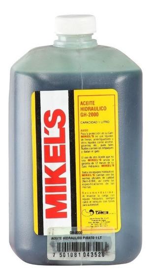 Aceite Hidraulico Para Gato 1 L Mikels Herramienta