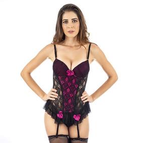 7d0258ad6 Cinta Liga Pink - Moda Íntima e Lingerie no Mercado Livre Brasil