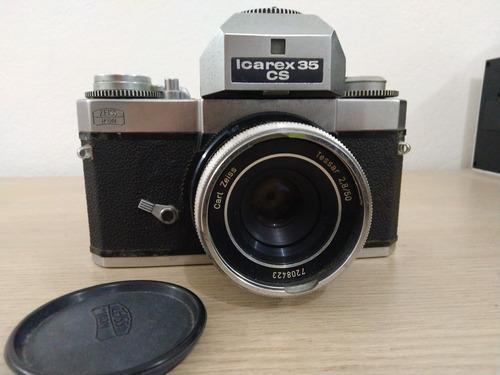 Câmera Fotográfica Icarex 35cs