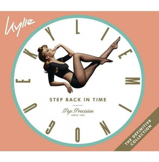 Cd Kylie Minogue - Step Back In Time The Definitive (2cds)