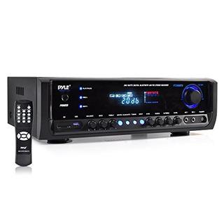 Pyle Pt390btu Home Theater Estéreo Digital + Bluetooth Entra