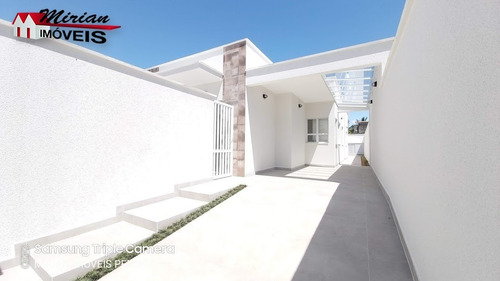 Casa Nova Com 3 Dormitórios Em Bairro Residencial - Ca01202 - 34796513