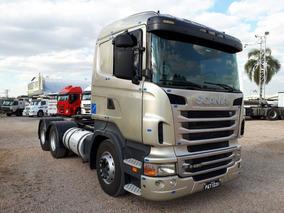 Scania 124 R420 6x4