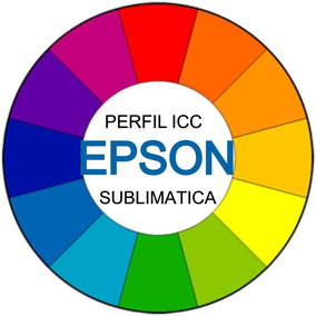 Perfil De Cores Icc Gênesis Para Epson Sublimatica