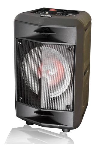 Imagen 1 de 4 de Parlante Amplificado Coby 6.5 Pulgadas Bluetooth Micrófono