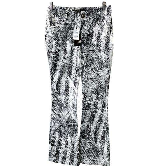 Calça Feminina Equus Jeans Estampada Promoção 028