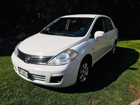 Nissan Tiida 1.8 Sense Sedan Mt Impecable
