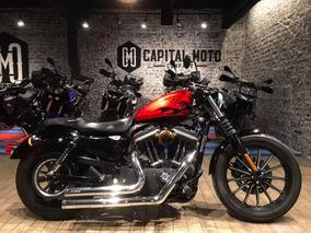 Capital Moto México Harley Davidson Sportster Iron 883