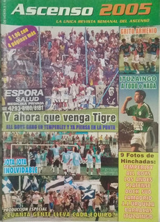 Revista Ascenso N°449.all Boys,temperley,los Andes,platense