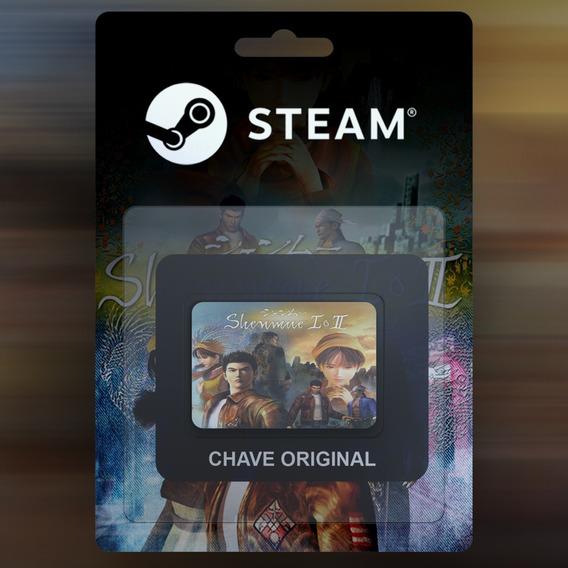 Shenmue I & Ii - Steam Key Pc