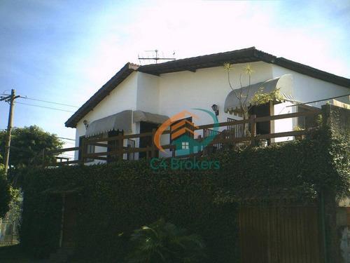 Sobrado Com 6 Dormitórios À Venda, 290 M² Por R$ 749.900,00 - Jardim Vila Galvão - Guarulhos/sp - So0519