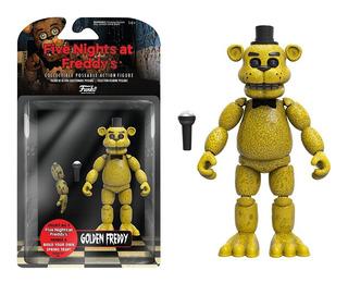 Funko Five Nights At Freddy Golden Freddy Articulado