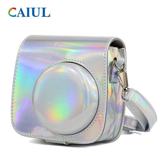 Fujifilm Instax Mini 8/8 +/mini9 Capa Para Câmera Brilhante