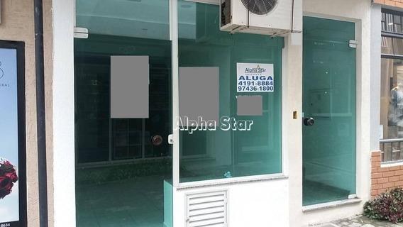 Loja Para Alugar, 48 M² Por R$ 2.500/mês - Condomínio Centro Comercial Alphaville - Barueri/sp - Lo0521