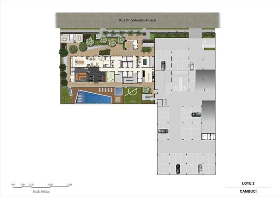 Venda Cambuci - Minha Casa Minha Vida Em Construção - Apto. Novo 2 Dormitórios - Sem Vaga - Lazer Completo - Ap0568