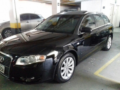 Audi A4 Avant 2005 1.8 Turbo Multitronic 5p