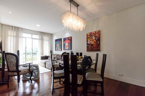 Apartamento À Venda - Perdizes, 3 Quartos,  110 - S892824522