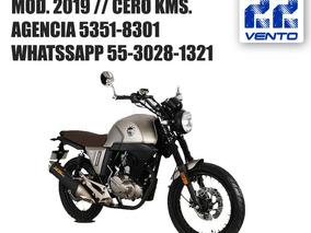 Vento Rocketman 250 N U E V A S 2019 0kms Placa Casco Gratis