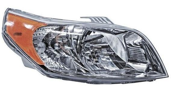 Unidad Chevrolet Aveo 2012 2013 2014 2015 2016 Cromo Derecho