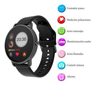 Reloj Inteligente Smart Watch Whatsapp Face Twitter Deporte