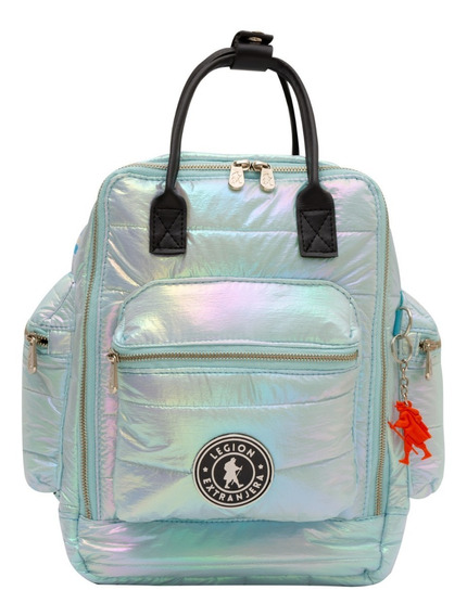 Mochila Andes Light Diamond Tornasolado