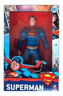 Superman Batman Guazon 45 Cm Dc Comics 80 Años En Smile
