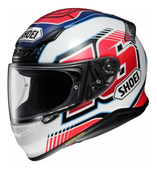 Casco Integral Shoei Nxr Cluzel Tc-1
