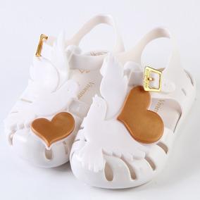Sandália Tipo Mini Melissa Vivienne Westwood