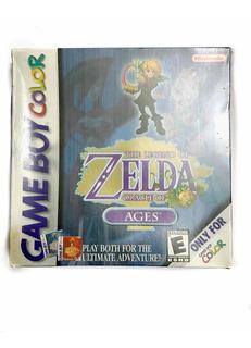 Zelda Oracle Of Ages Nuevo! Jamás Abierto!