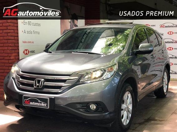 Honda Cr-v 2.4 Ex 2013 Extrafull - Inmaculada!