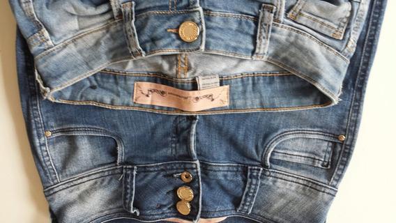Duas Calças Jeans Colcci Tamanho 36