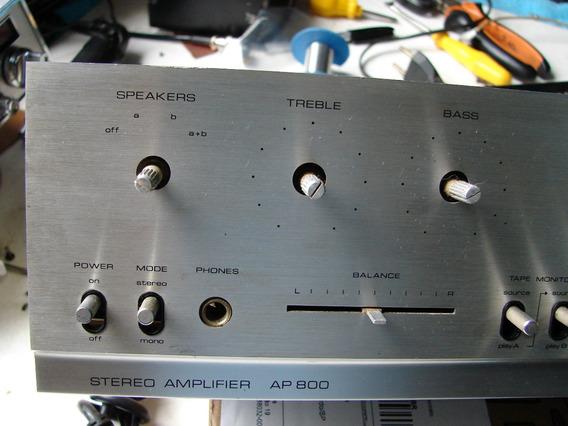 Amplificador Polivox Ap-800 Estou Vendendo As Peças Leia!!