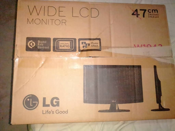 Monitor Lg 18.8