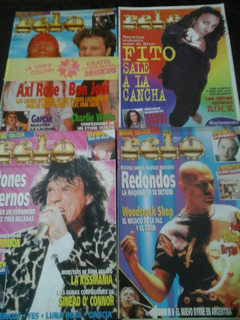 Lote De Revistas Pelo - 8 Ejs