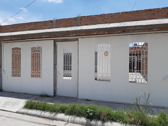 Casa En Venta Fraccionamiento Nuevo Valle Amplio Terreno
