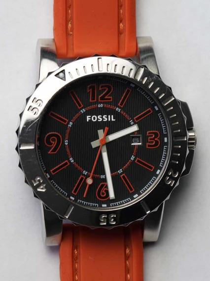Relógio De Pulso Fossil Bq1025 46mm
