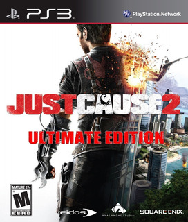 Just Cause 2 Ultimate Edition Ps3 Digital Gcp