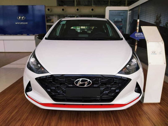 Hyundai New Hb20 1.0at Tgdi Sport D295