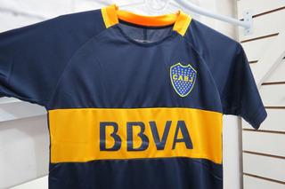 Camisa Infantil Boca Juniors - Times Futebol - Tam 10 12 14