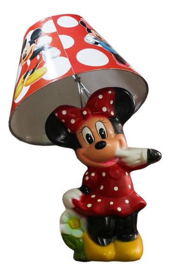 20 Lampara Mickey Minnie Mouse Centro De Mesa Fiesta Mimi