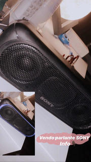 Parlante Sony Srx-b30