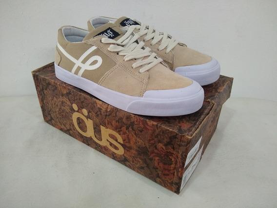 Tênis Masculino Ous Carteado Original Skate Sneaker